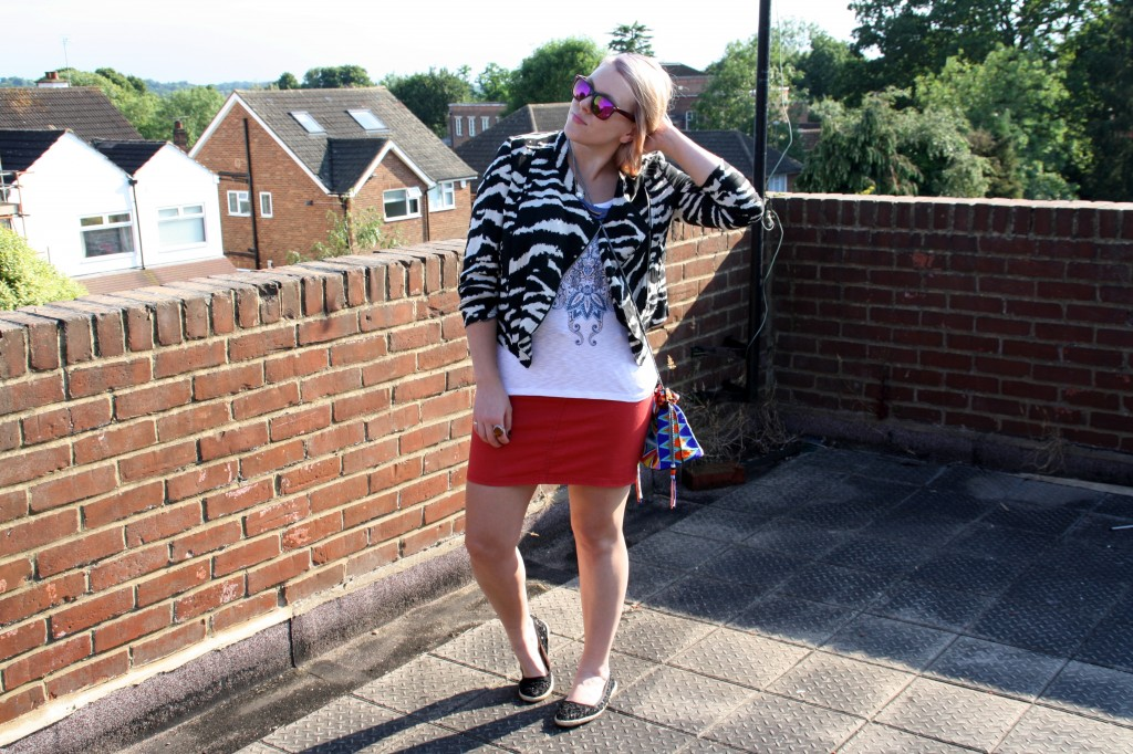 Casual tribal street style SS14 bunnipunch