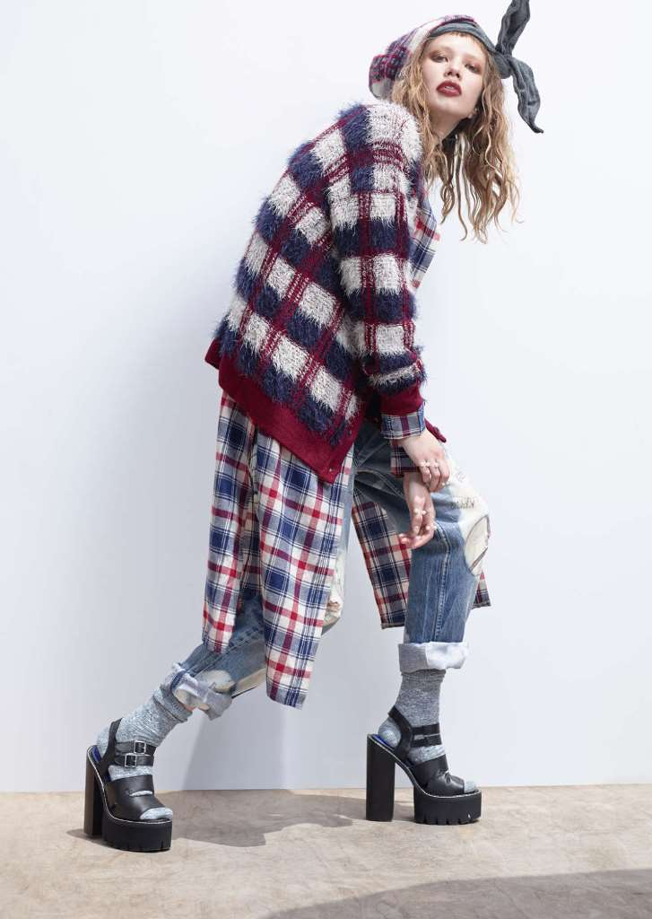Nasty Gal Lookbook Fall into the Wild AW14