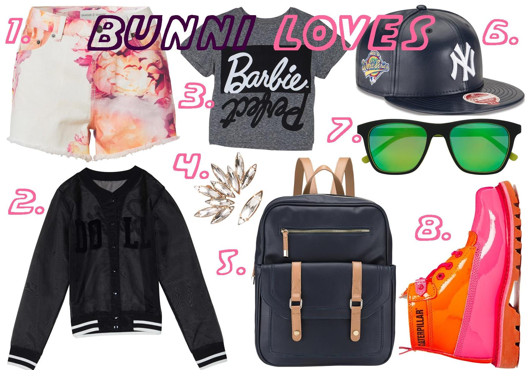 Bunni loves September 2014