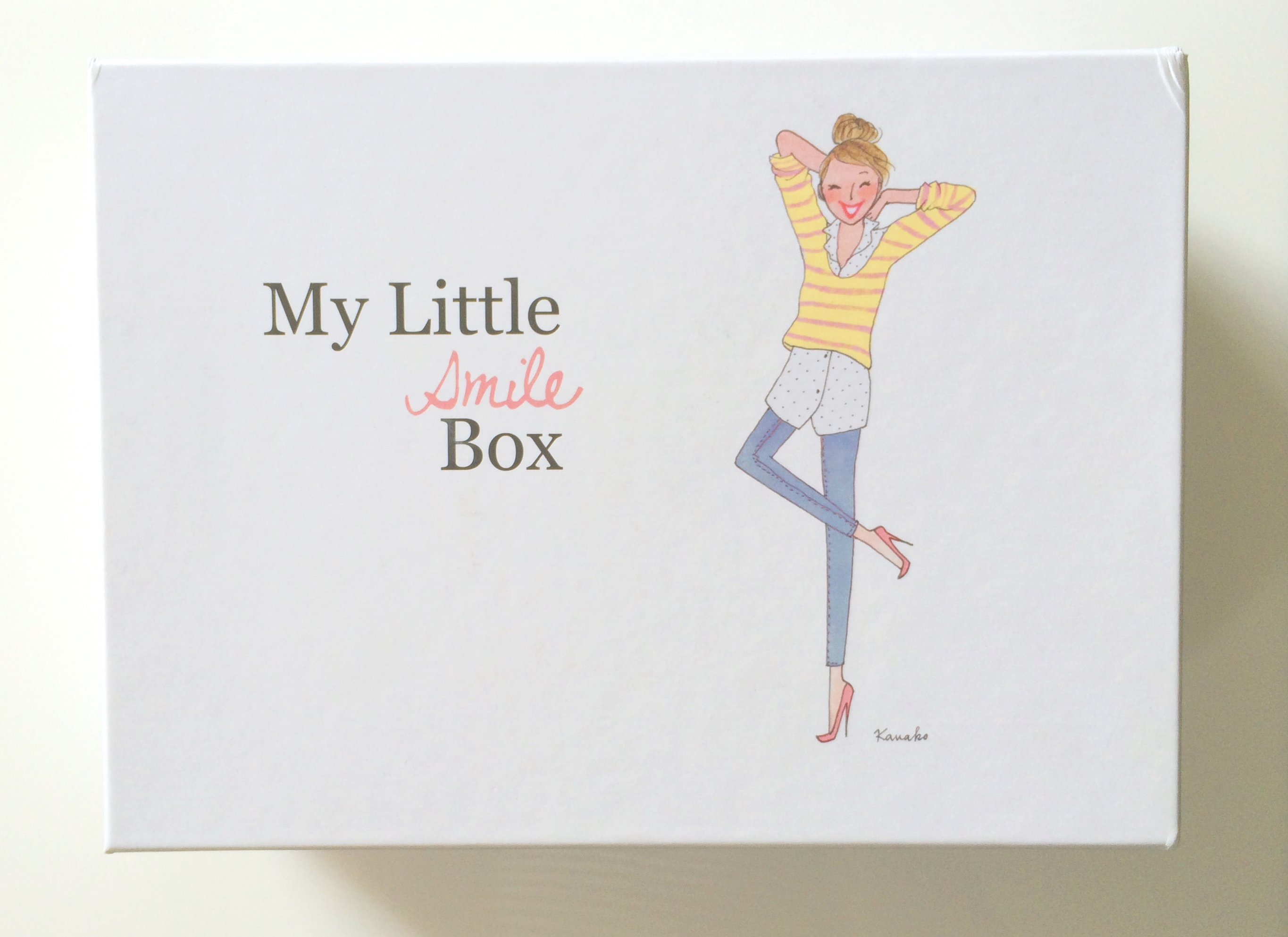 My Little Box review - Bunnipunch