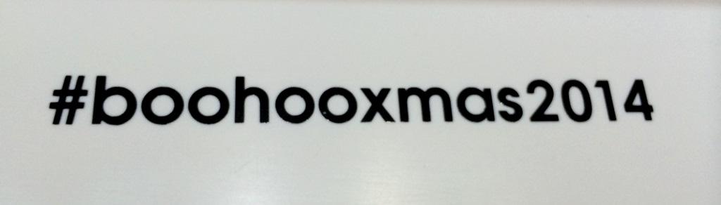 BOOHOO Xmas AW14 press day review