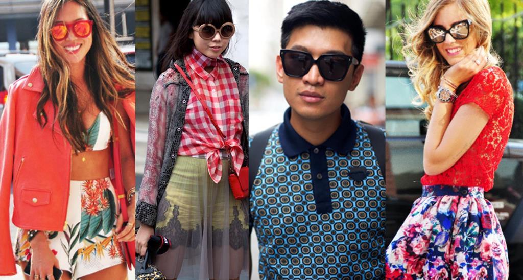 Bloggers at New York Fashion Week