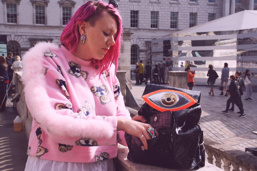Bunnipunch Streetstyle LFW Day 4 2014