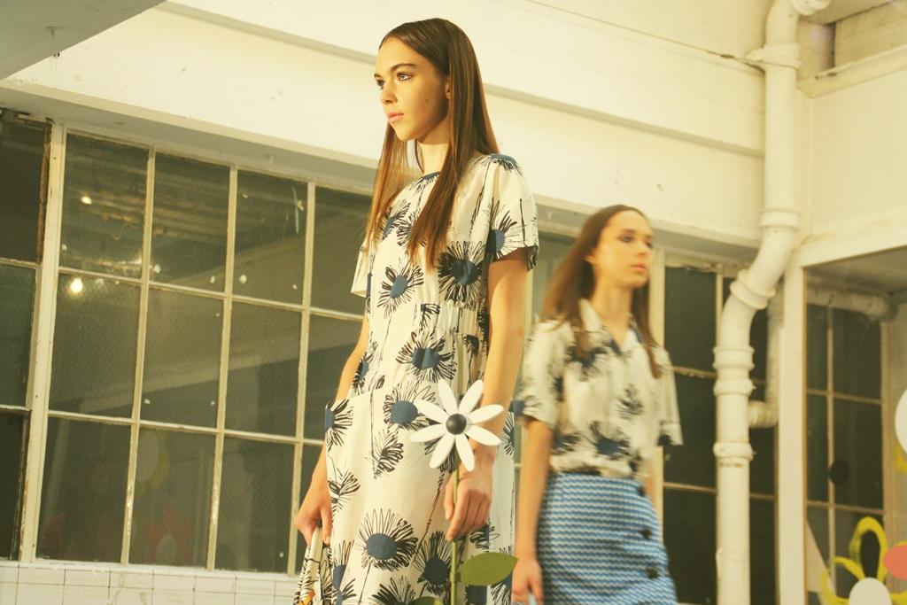 Orla Kiely SS15 London Fashion Week