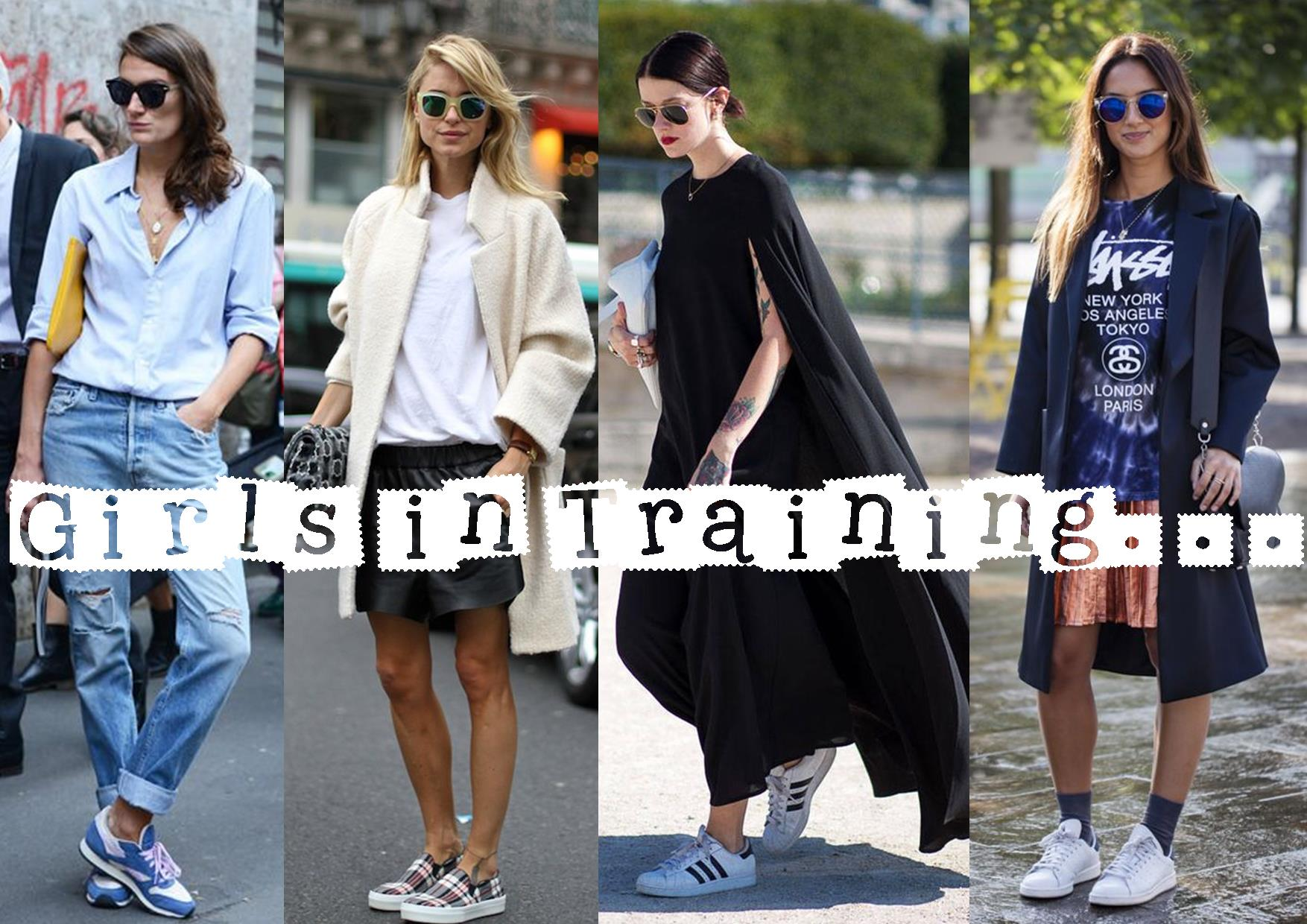 Trainers Street style 2014