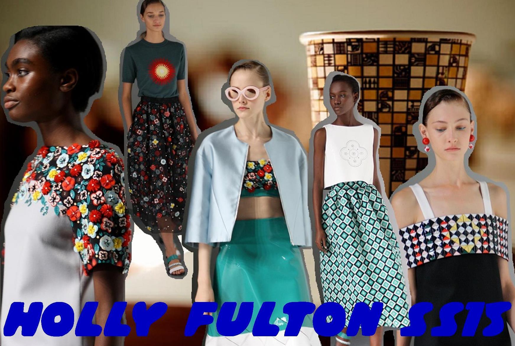 Holly Fulton SS14