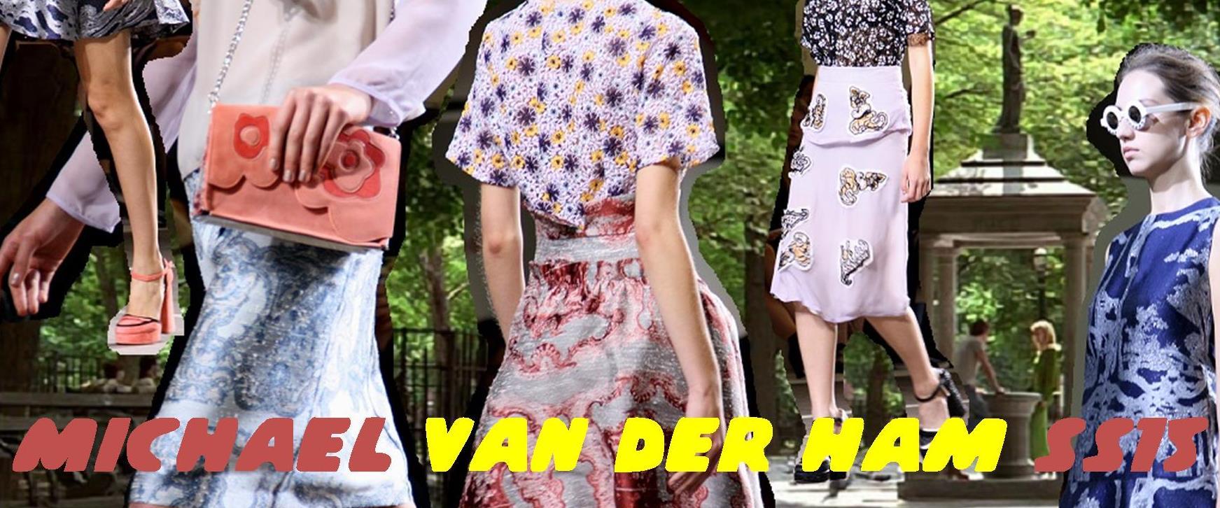 Michael Van Der Ham SS15