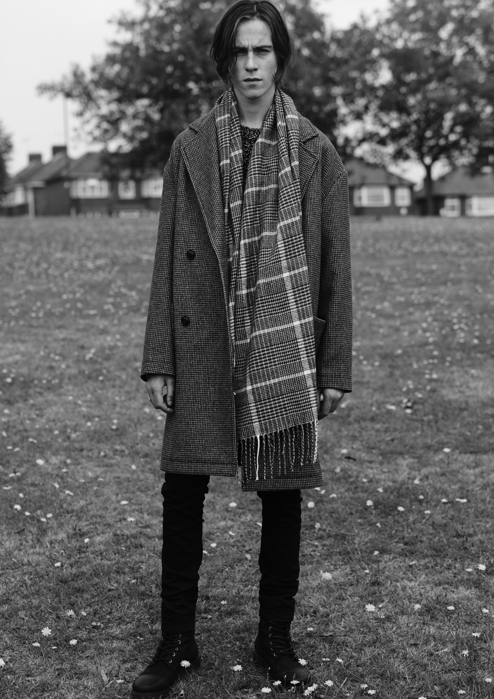 Topman Coats AW14