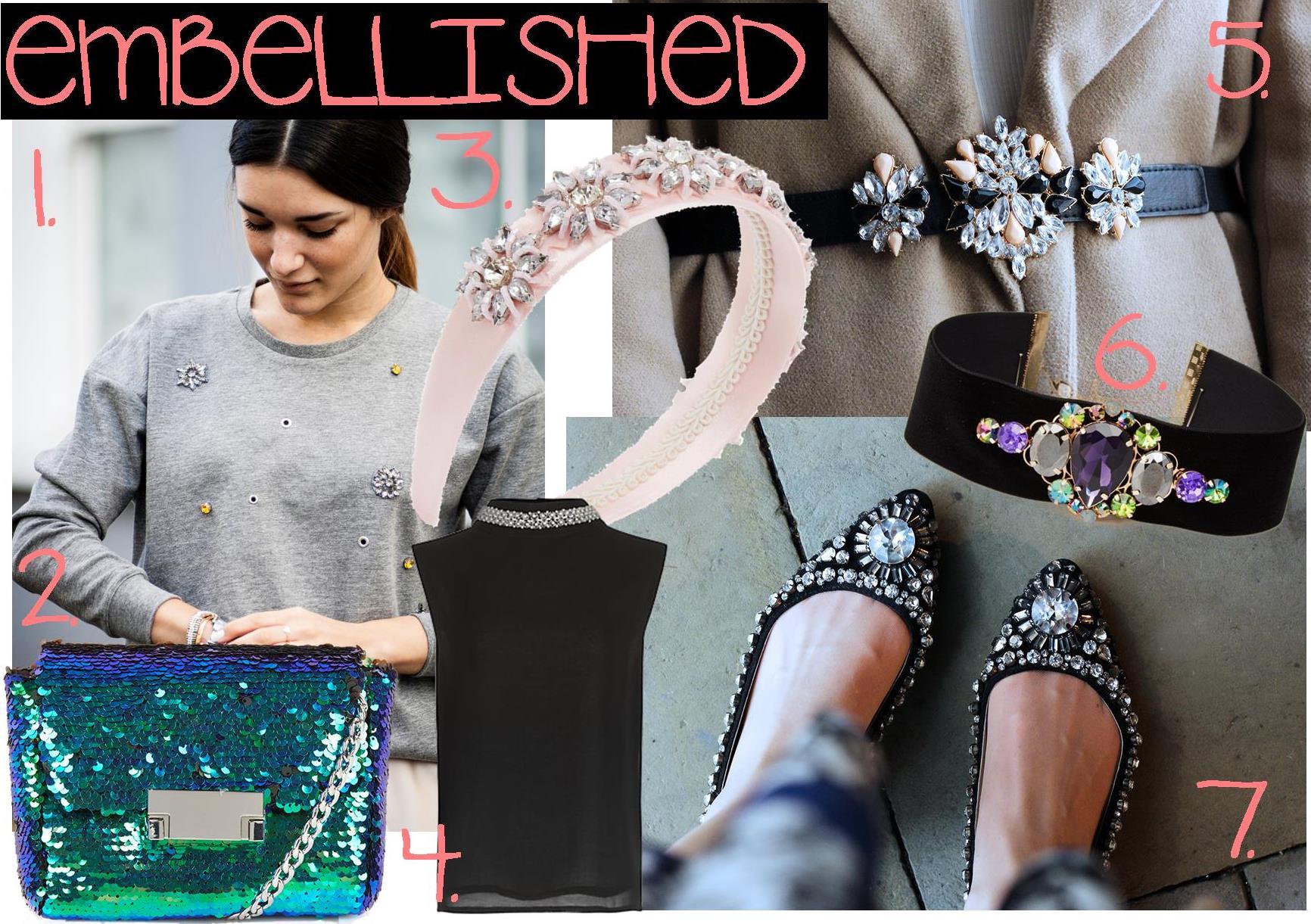 Blog Girls Embellished AW14