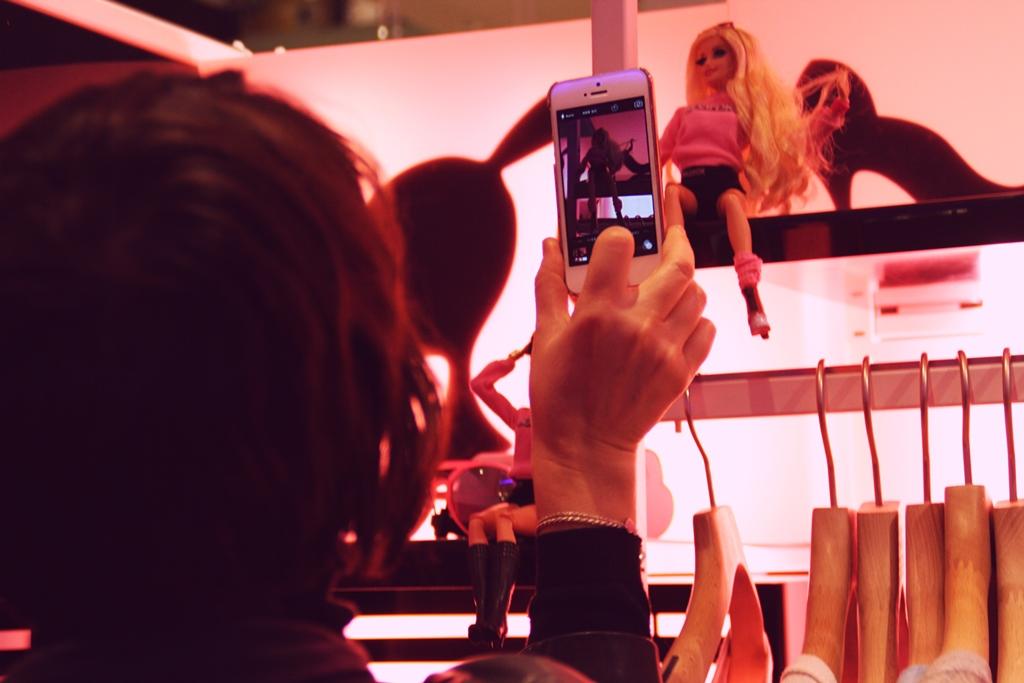 Barbie x Wildfox AW14 Launch