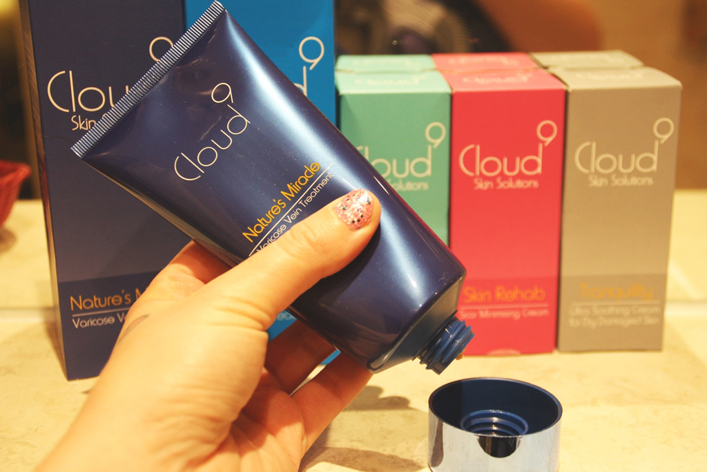 Cloud 9 skin solutions review