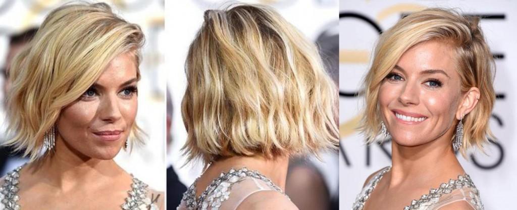 Sienna Miller hair 2015