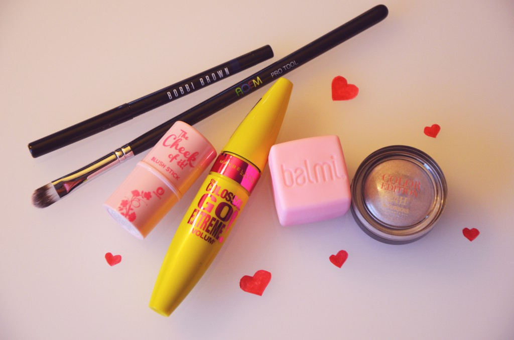 Make up review for Valentines day
