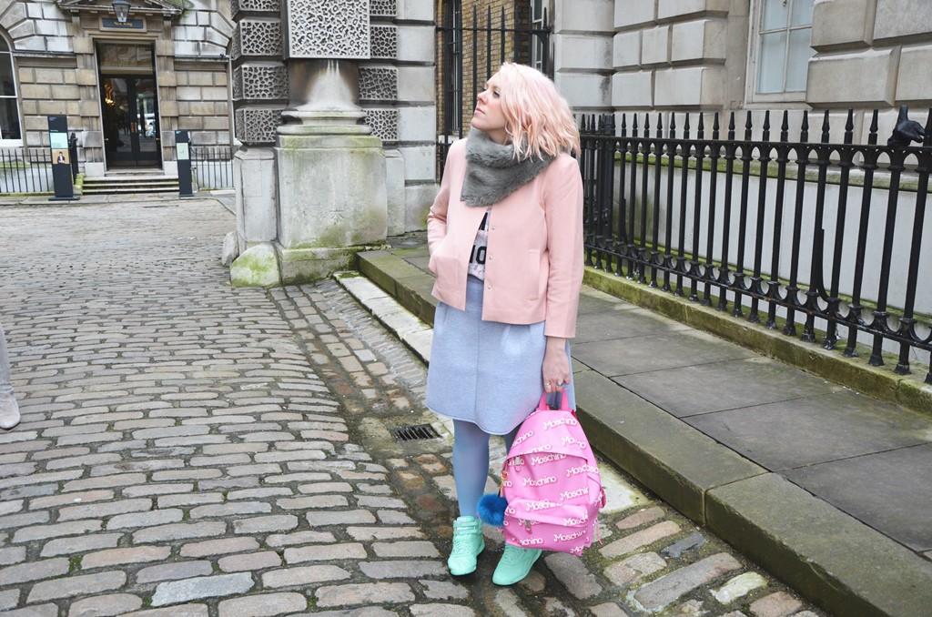 London Fashion Week Street style Bunnipunch