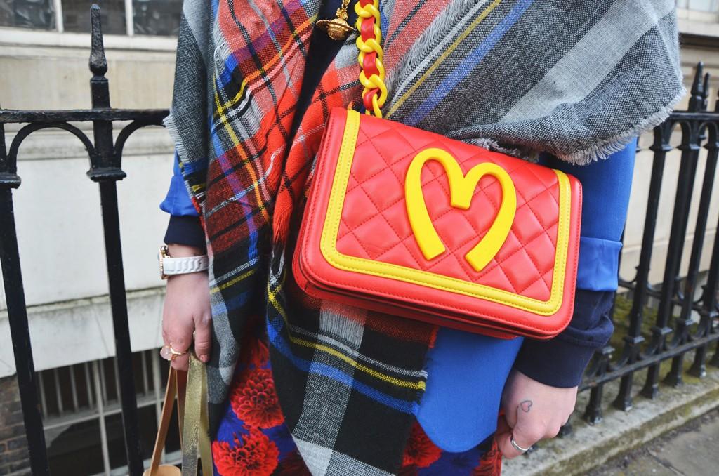 London Fashion Week Street Style 2015