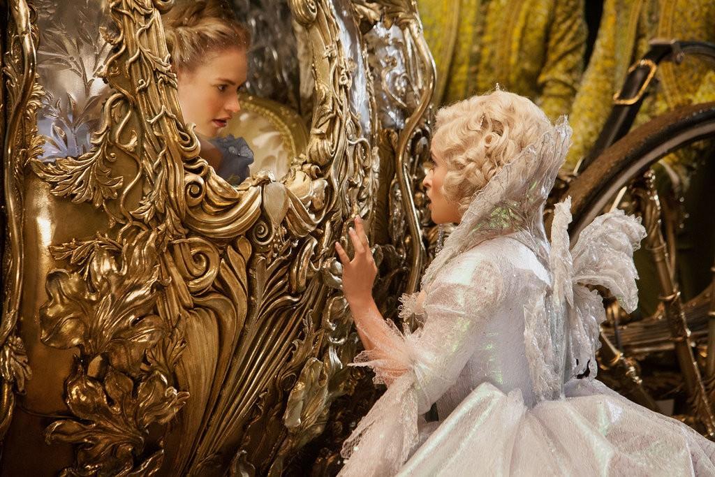 Disney's Cinderella film review 2015