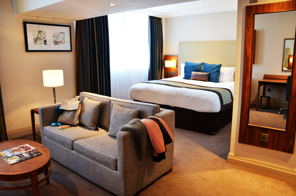 A stay with Amba Hotel in Charing Cross, London