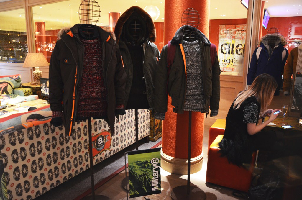 Superdry AW15 Launch