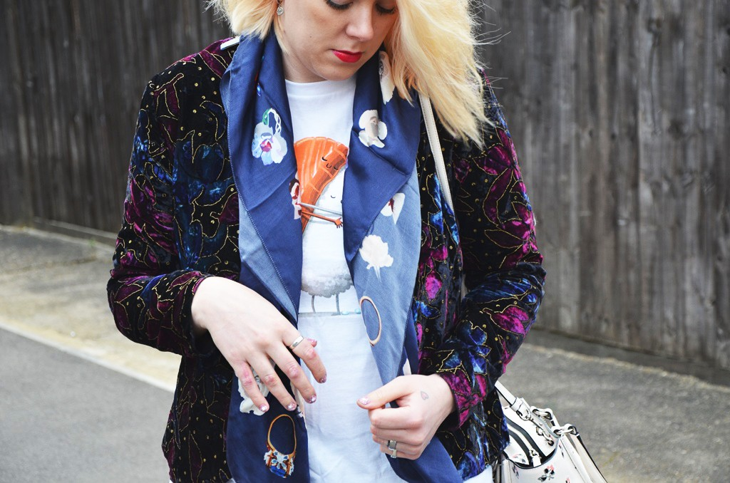 London Street style Bunnipunch 2015