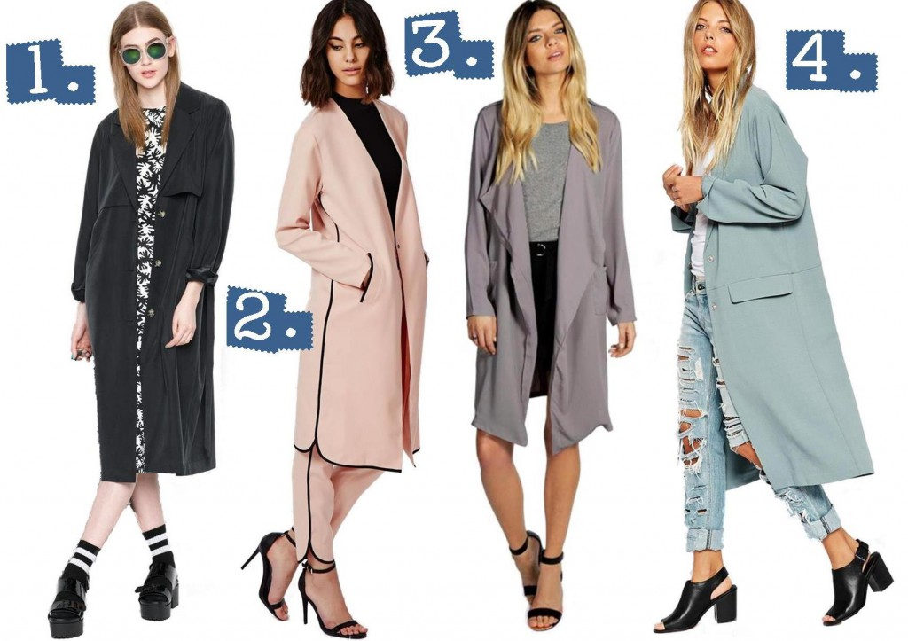 Where to buy a duster coat 2015