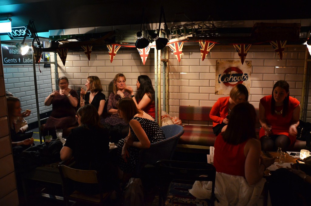 Cahoots London review