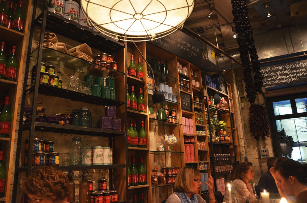 A review of Bills Restaurant, London