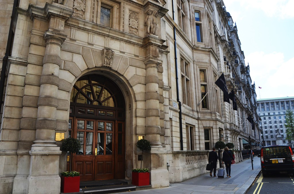 The Royal Horseguards hotel London Review