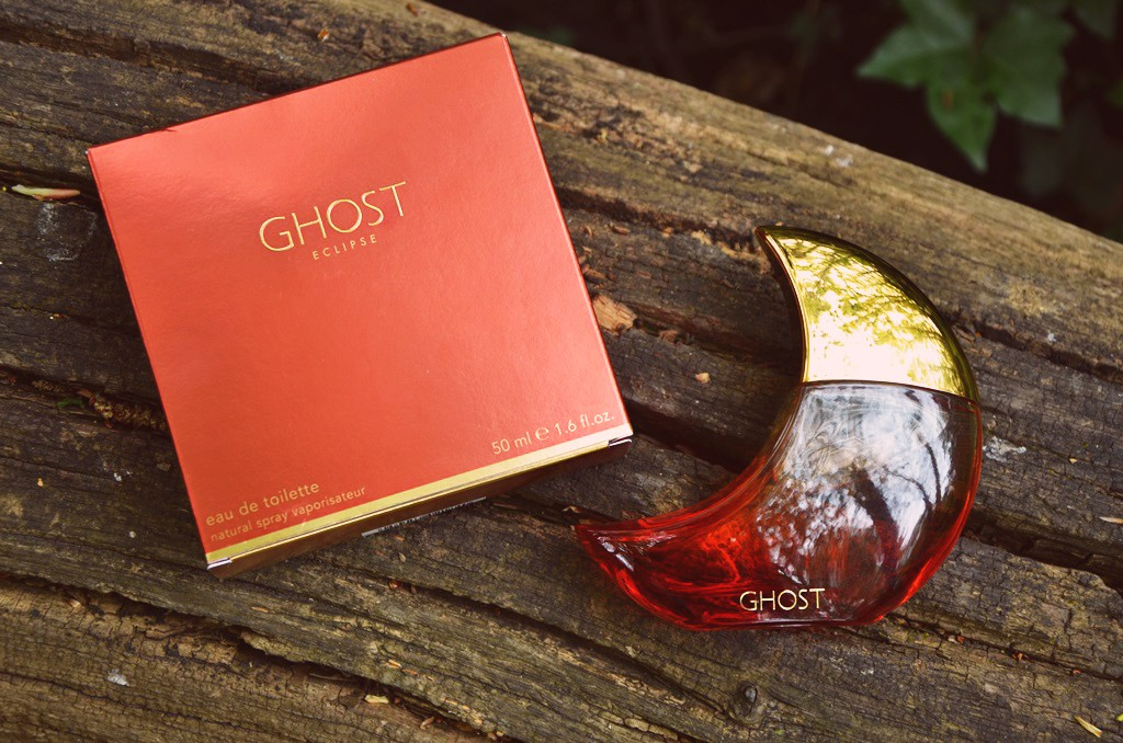 Ghost Fragrance review 2015