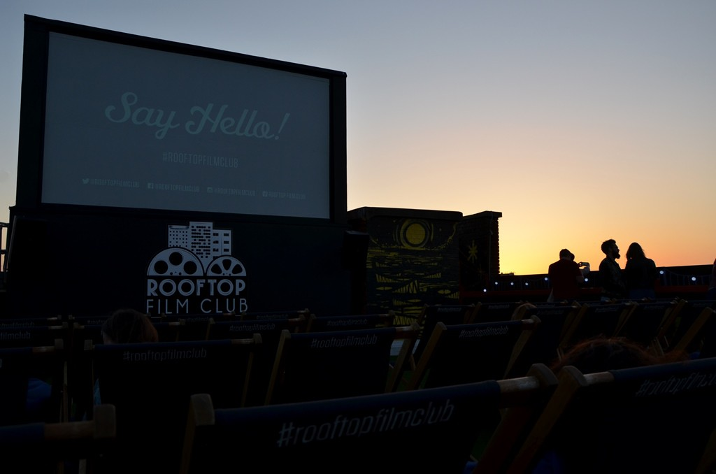 Rooftop film club review