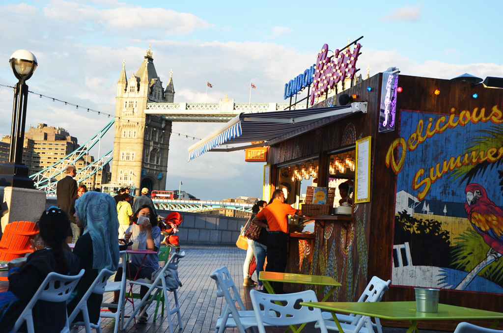 Review of The London riviera
