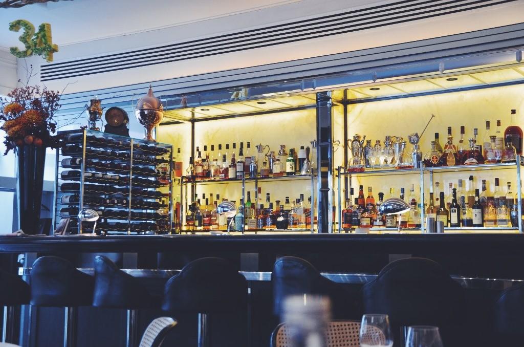 Le Caprice London, review