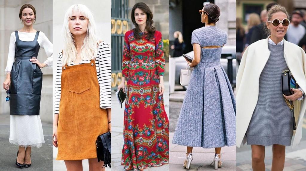 Streetstyle dresses 2015
