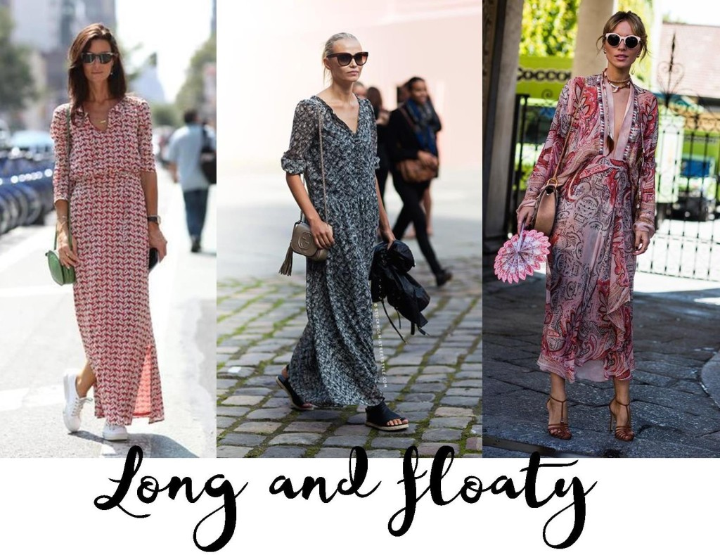 Long and floaty trend ss16