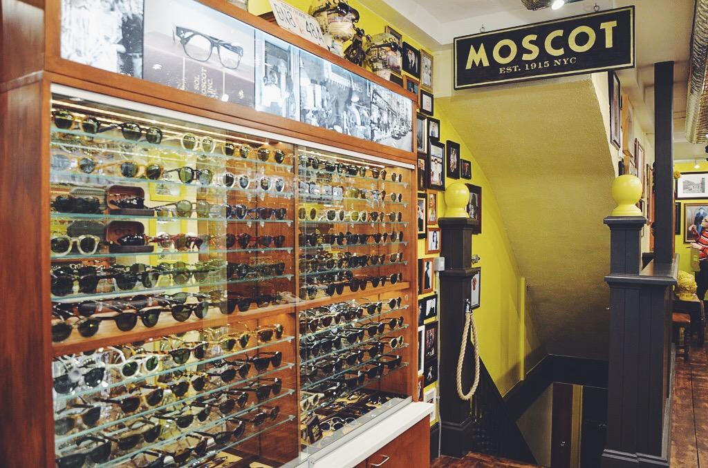 Moscot, Beak Street, London