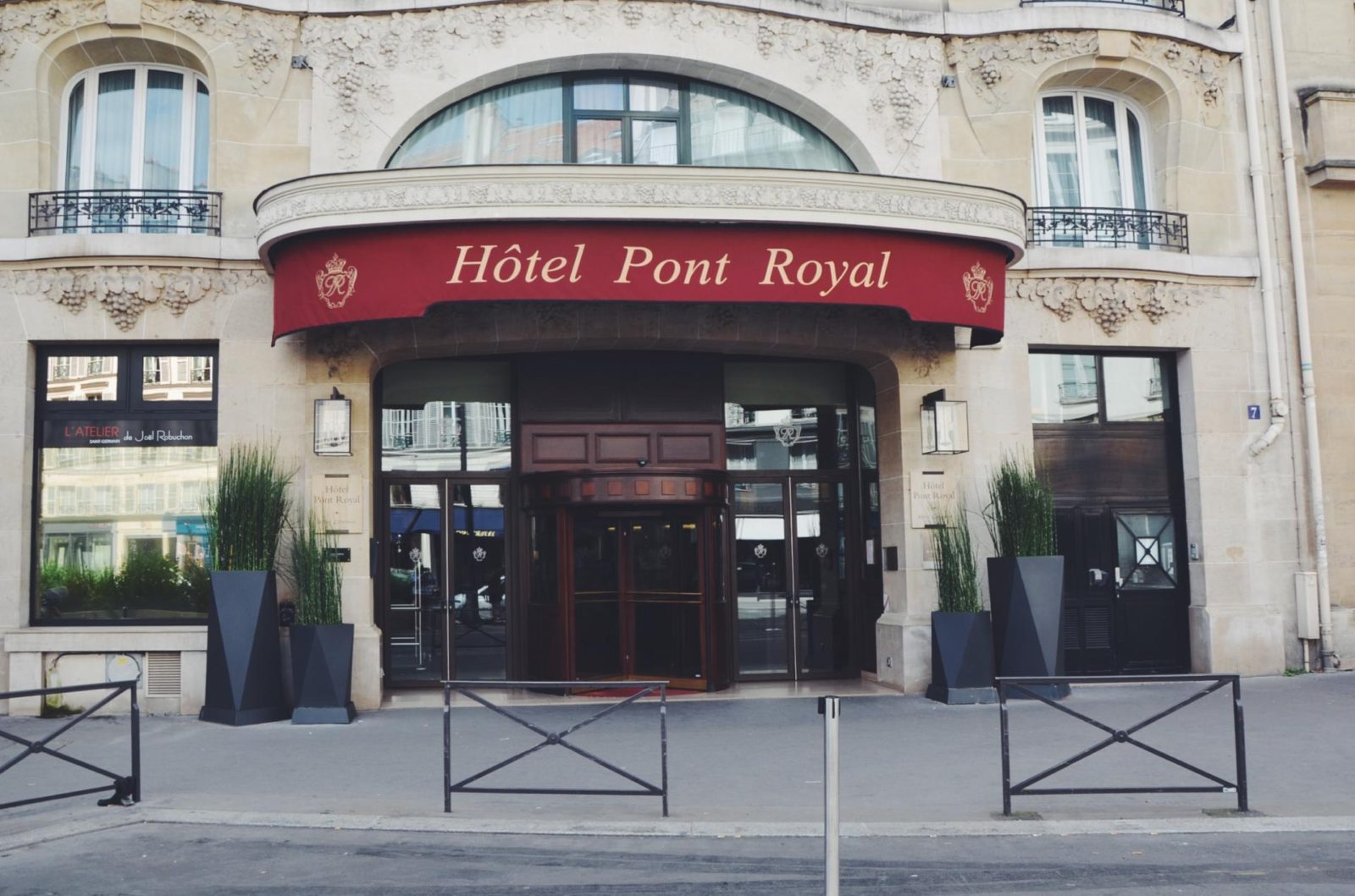 Hotel Pont Royal Paris