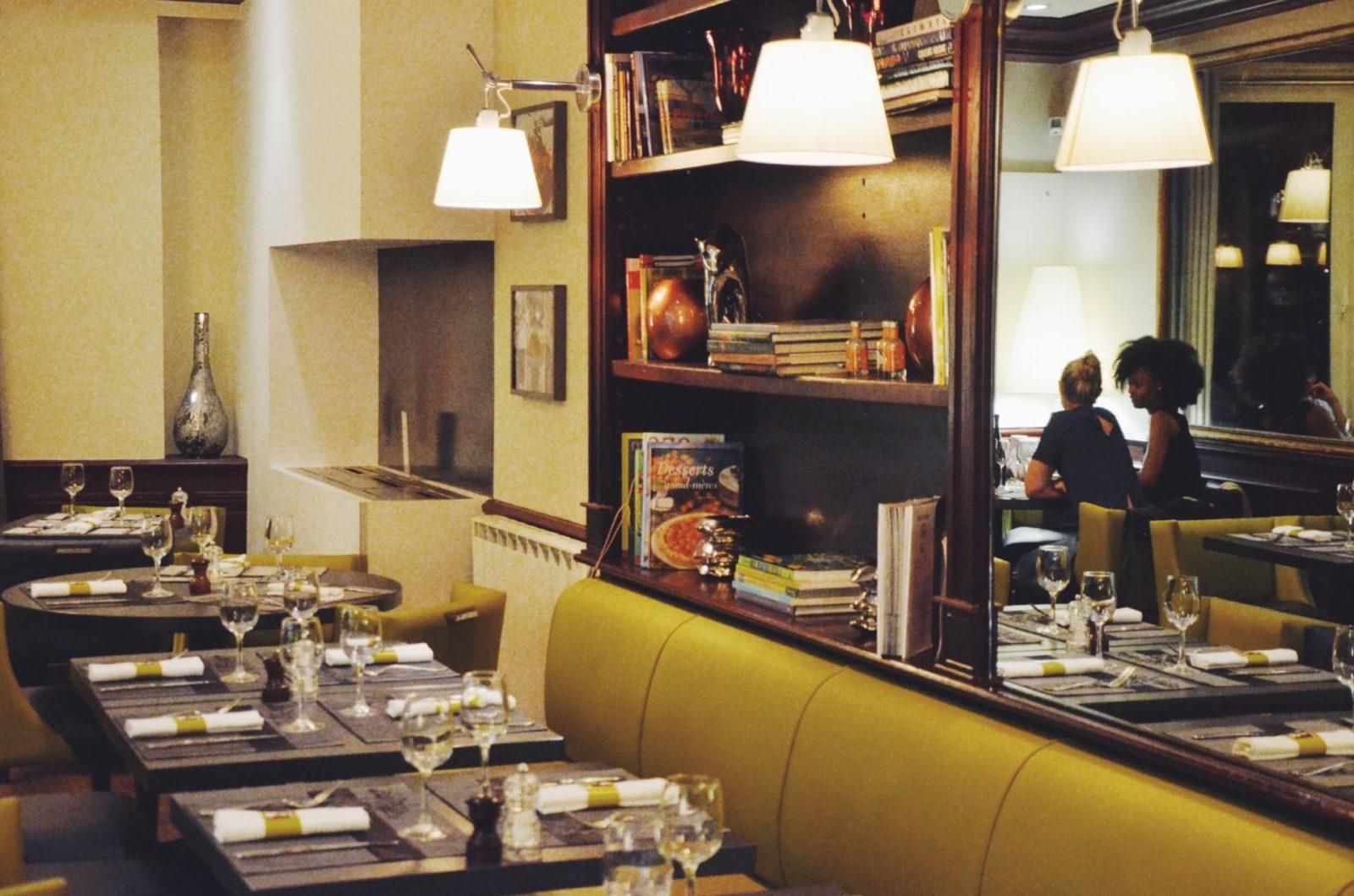 restaurant Le Millésimes