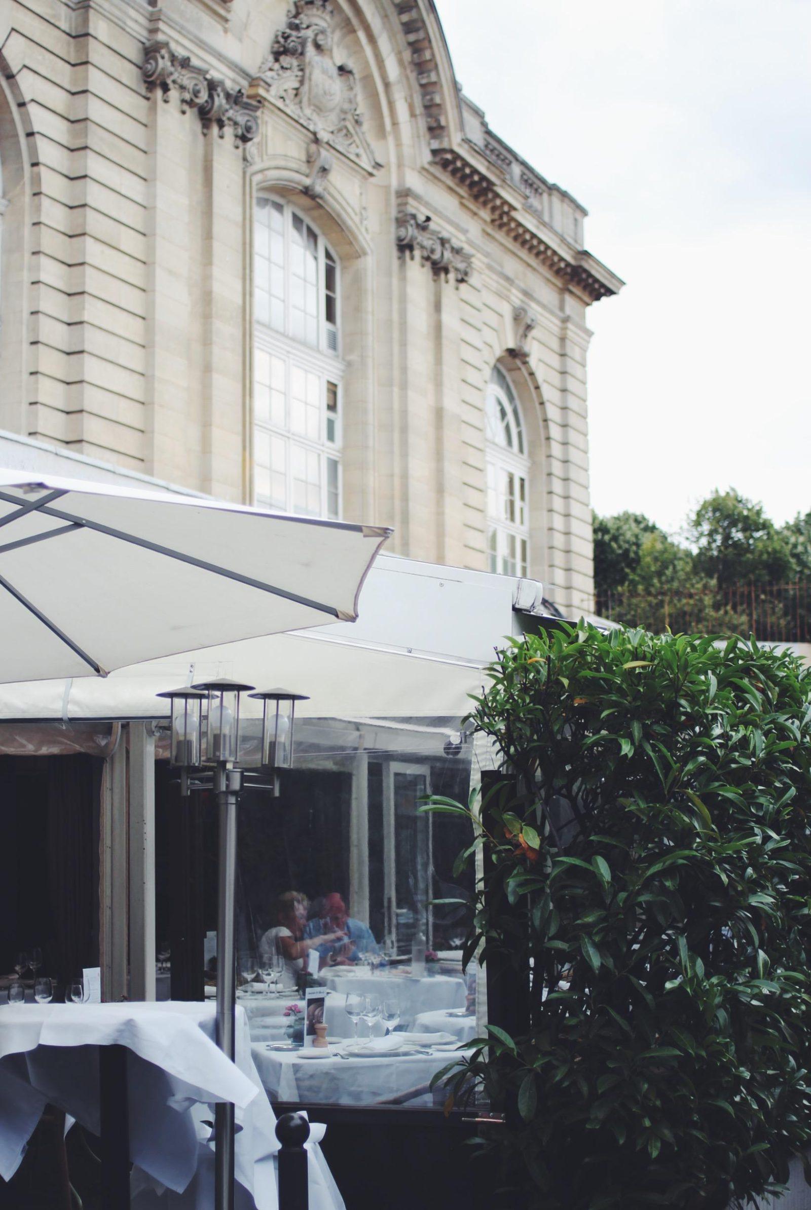 Chez Francoise Paris