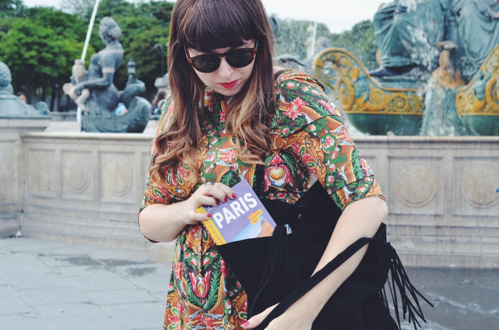 Blogger Paris Style
