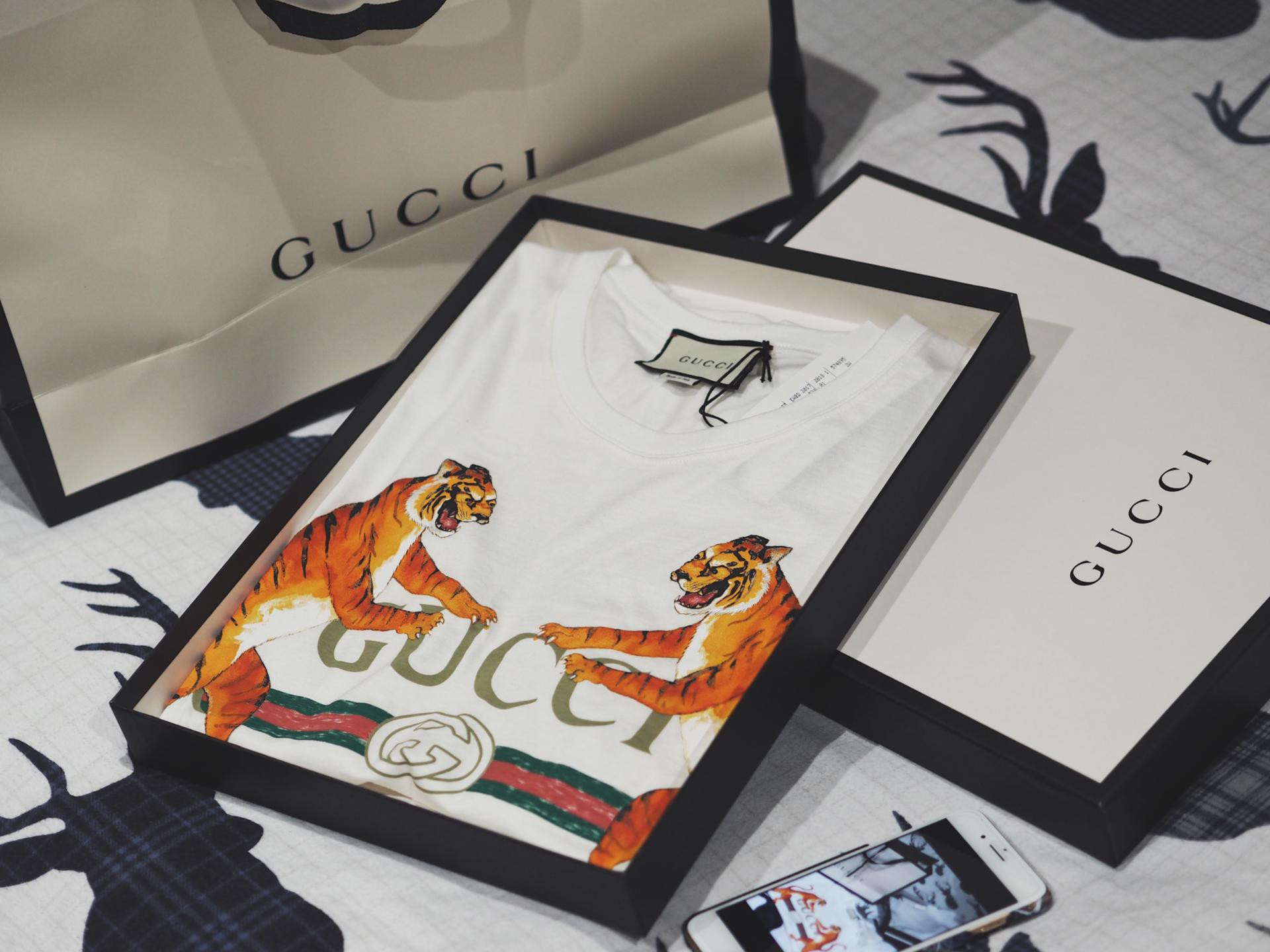 My first ever Gucci purchase!
