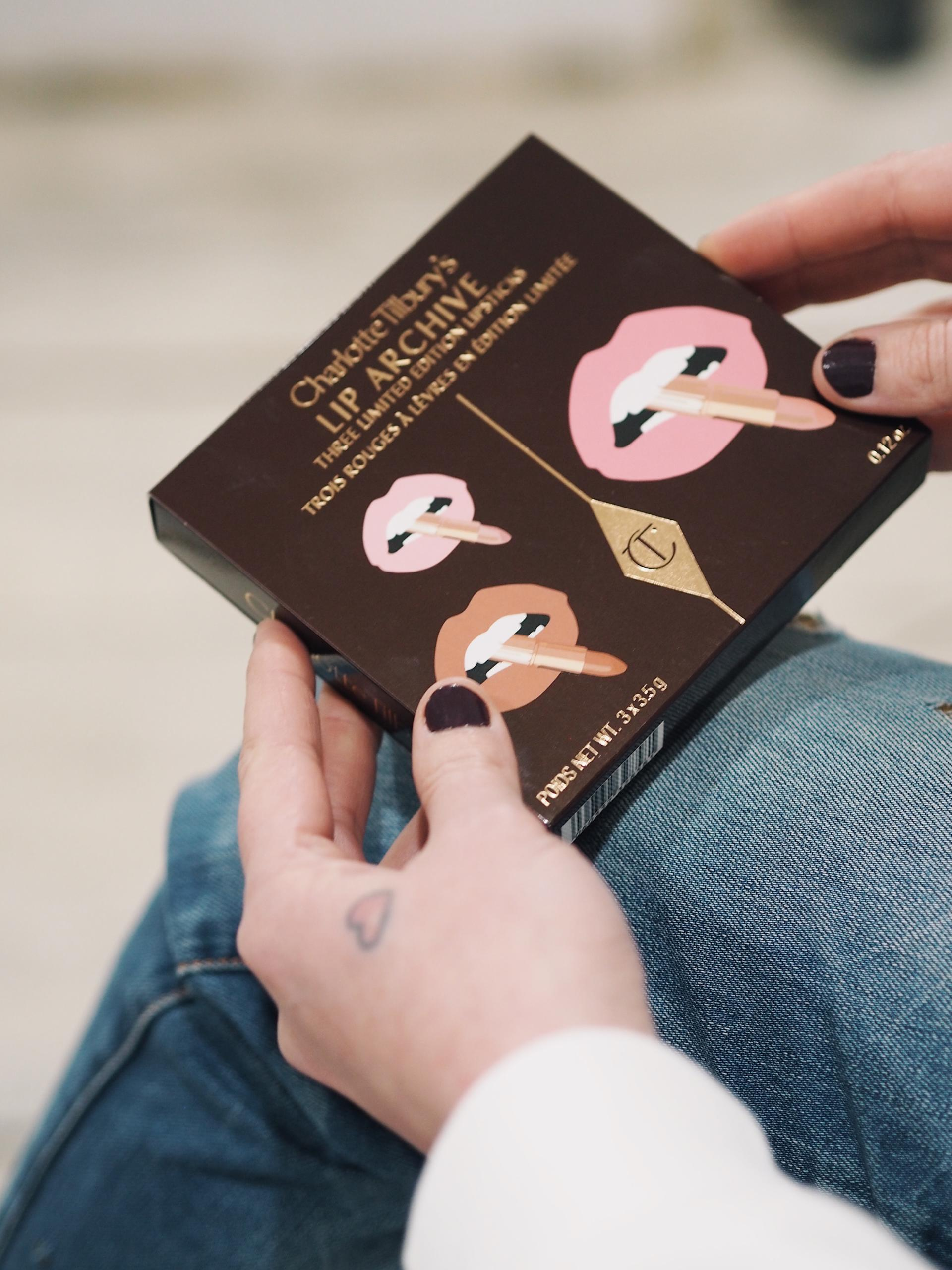 My new relationship with Charlotte Tilbury