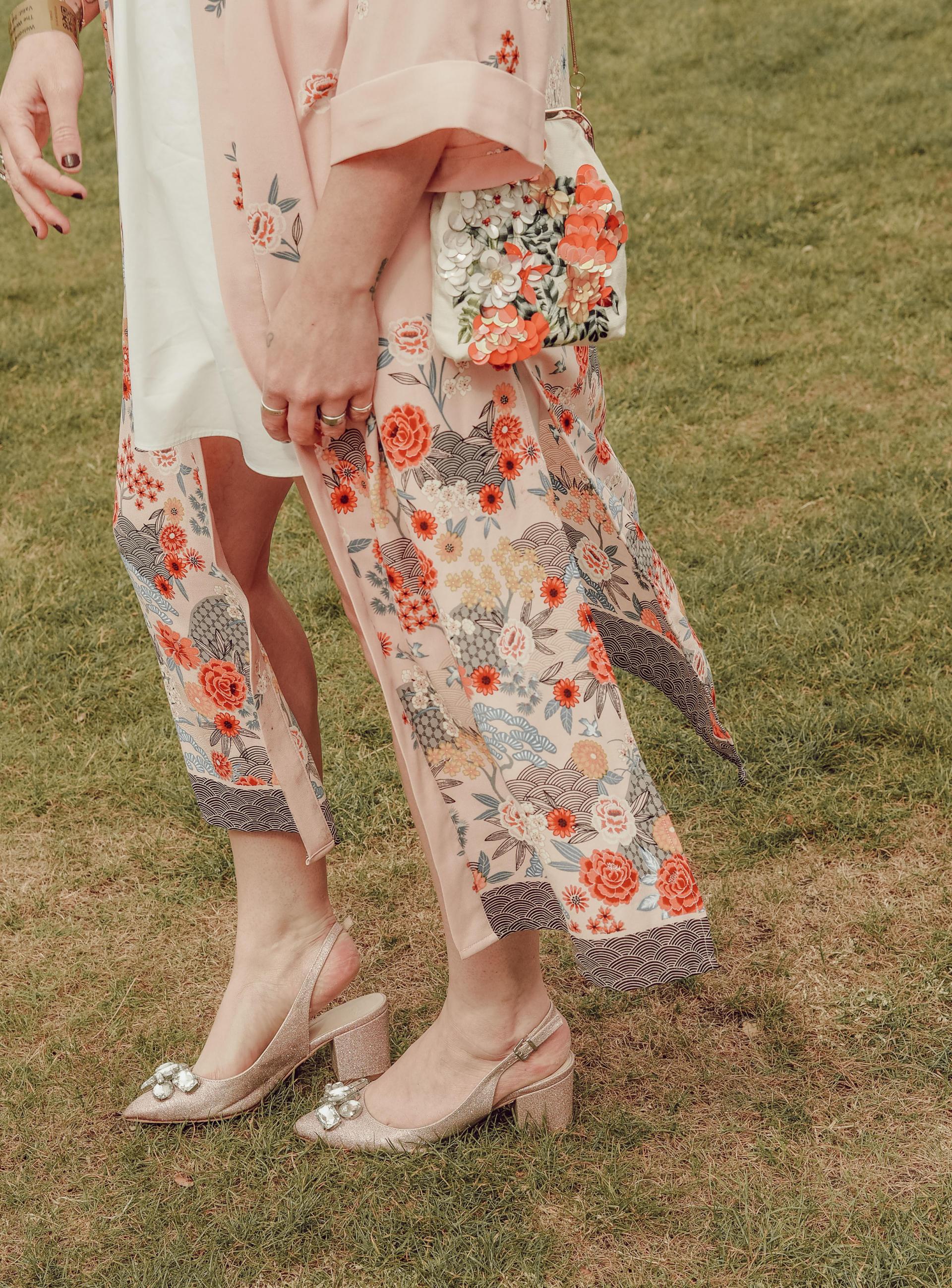 A fun, vintage wedding affair