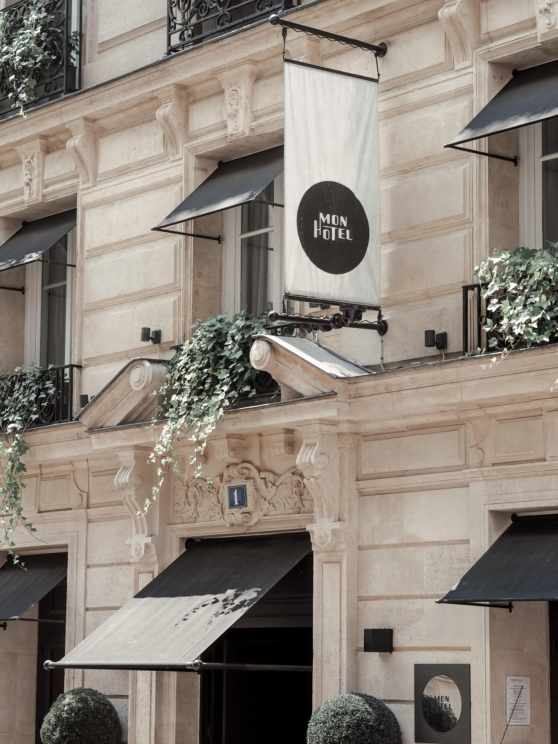 A stay with Mon Hotel in Paris, France