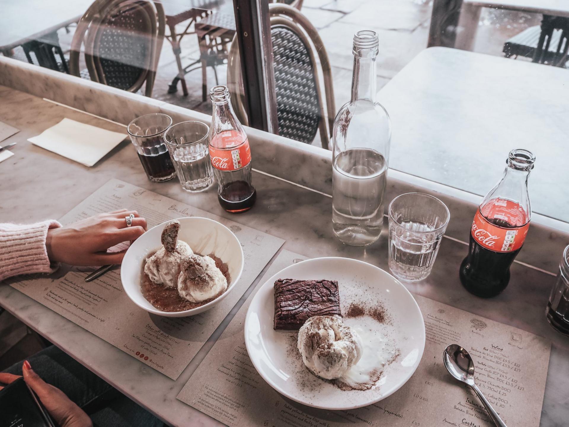 Emilia's Pasta St. Katherine's Dock review