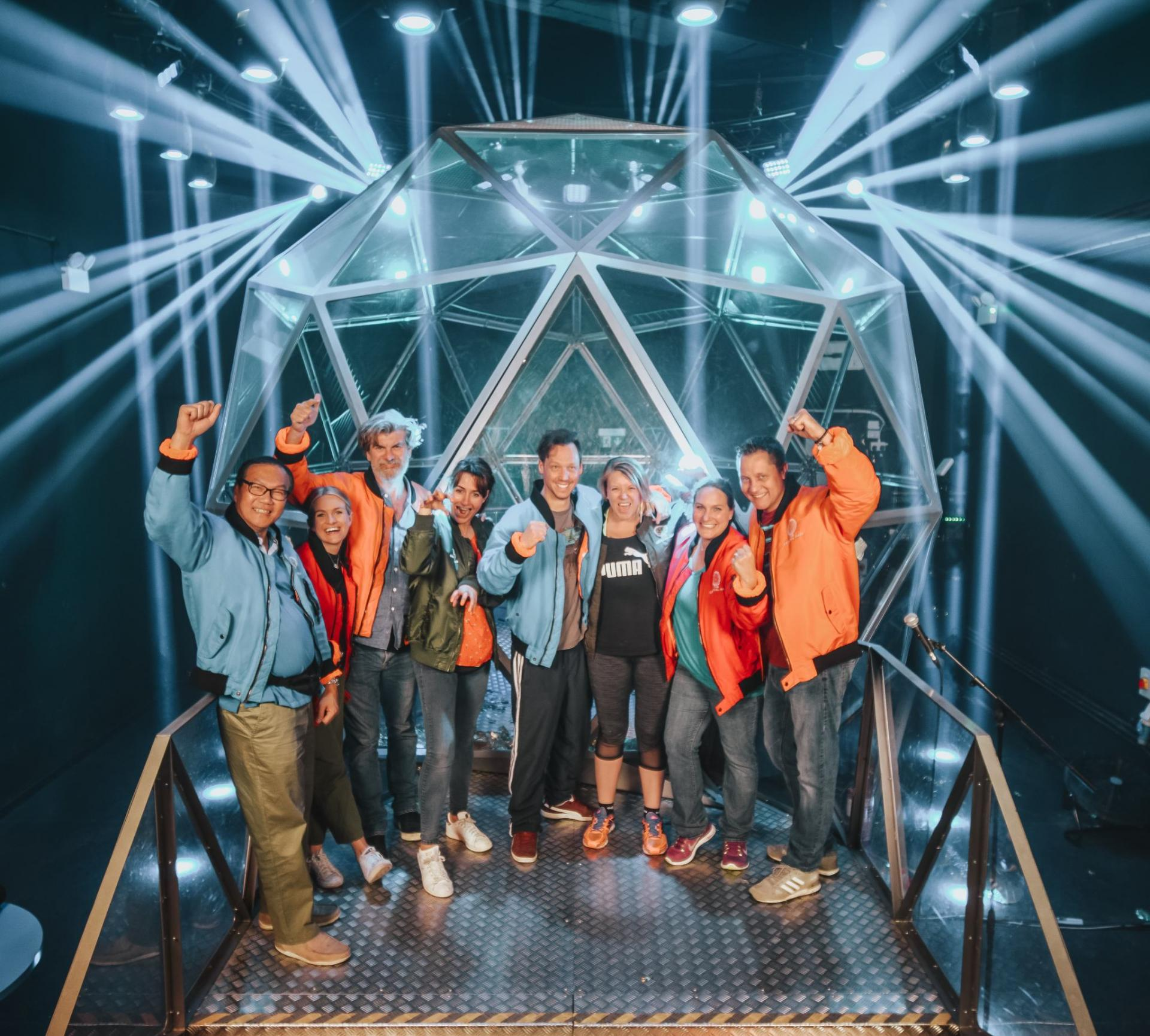 The Crystal Maze London