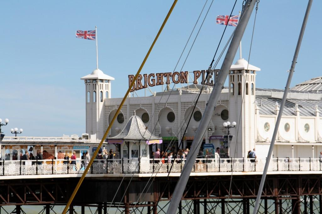 The Top Five Most Instagrammable Places in Brighton
