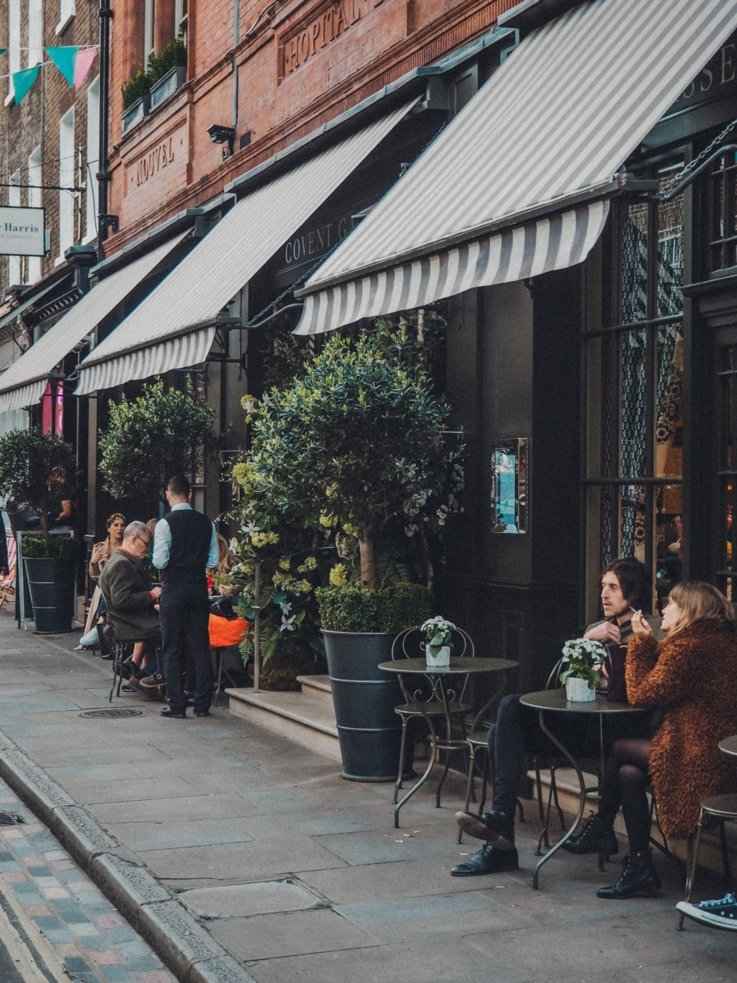 My travel guide to Covent Garden, London