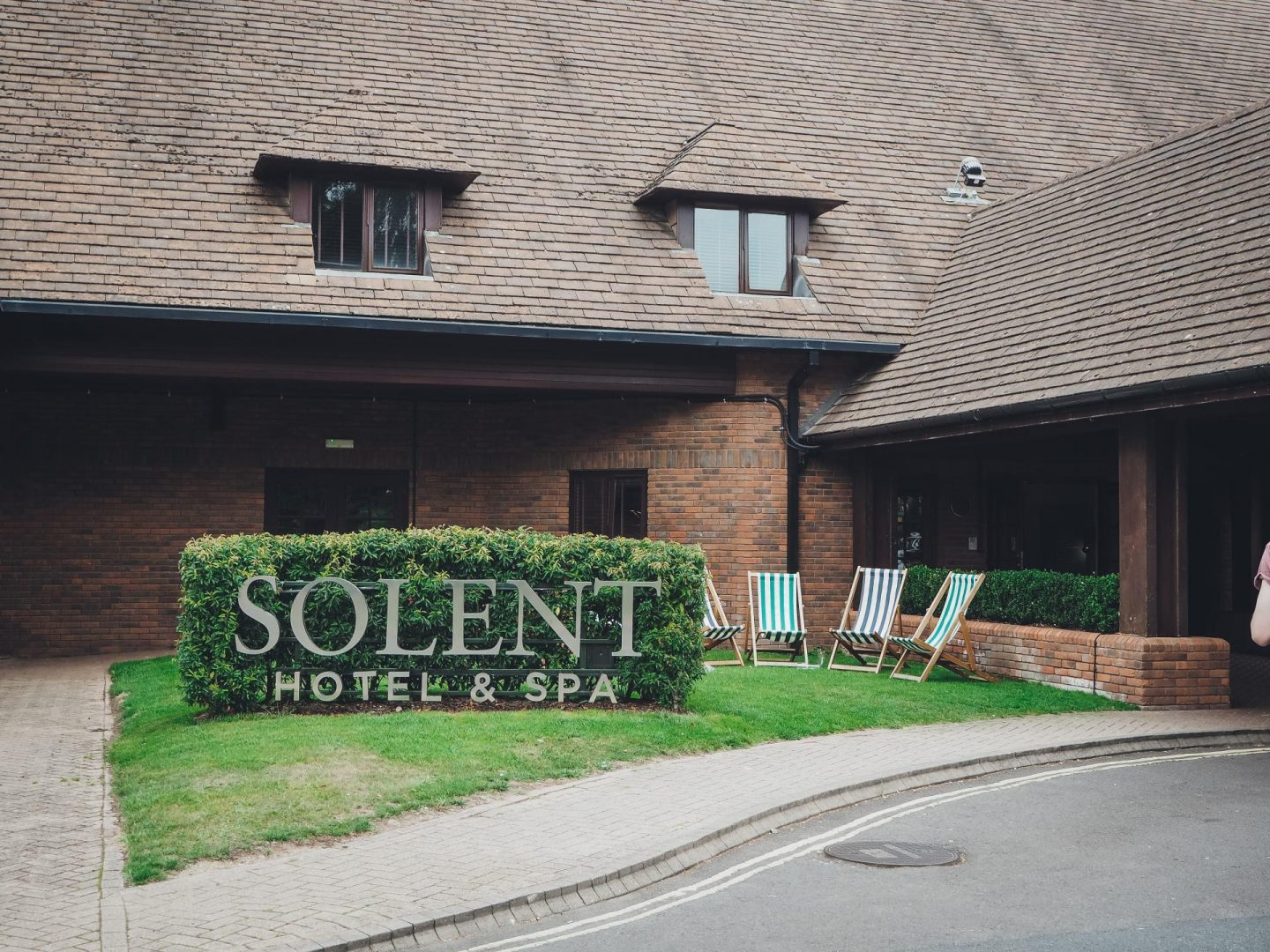 A stay with Solent Hotel & Spa, Fareham