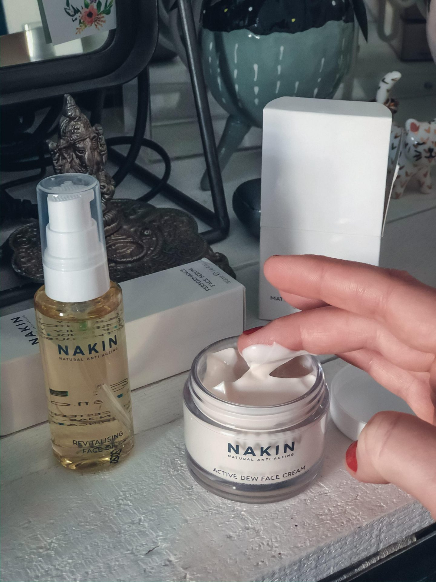 luxurious products from Nakin
